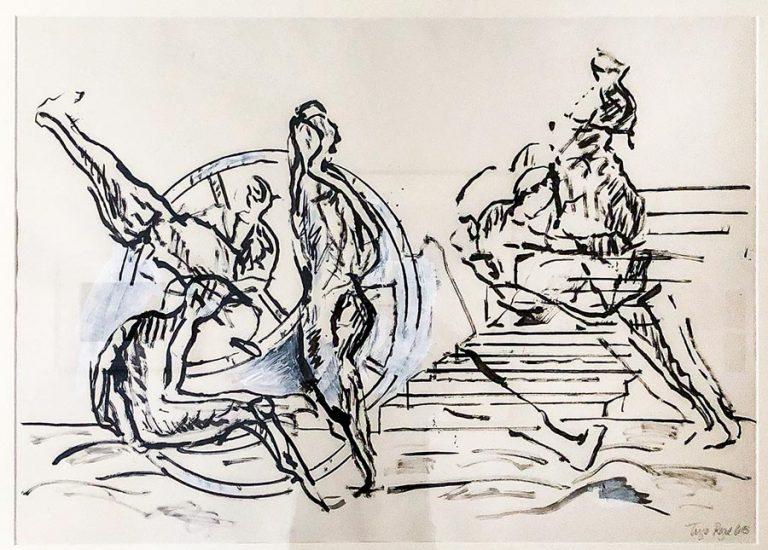 Galerie Ingo Regel Zeichnungen